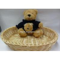China Poly Rattan Baby Basket on sale