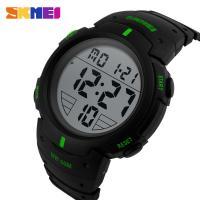 China SKMEI fashion wrist japanese digital multifunction movement watch on sale