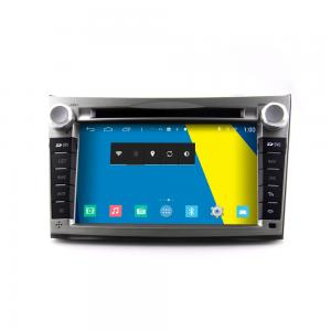 China 2DIN HD android car dvd android 4.4.4 HD 1024*600 car DVD GPS for SUBARU Legarcy/Outback with WiFi Mirror link on sale