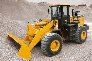 China Export FIJI Brand new Turbocharged ZL50F-II 5 ton SEM C A T Wheel Loader on sale