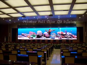 China High-Definition P5 Indoor Advertising Led Display , 3 In 1 SMD Series supplier