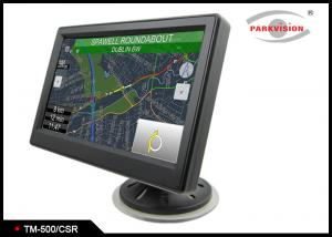 China 5 Inch Bus Monitoring System With Front Parking Sensor , Rear View LCD Monitor on sale