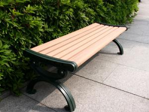 China Garden Chair/Outdoor Contemporary Metal Garden Chairs /Three Seat Garden Bench on sale