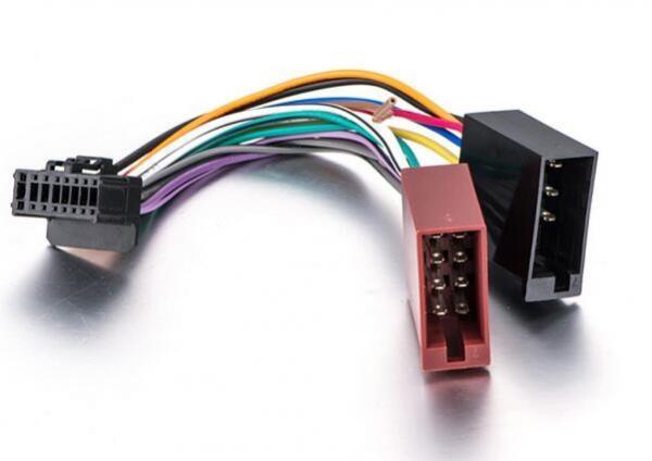 car_stereo_radio_custom_wiring_harness_headunit_connector_loom_wiring_wire_cable car stereo radio custom wiring harness headunit connector loom