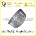 Customized OEM bearing series bushing,suspension bushing,FZH  Ball Retainer