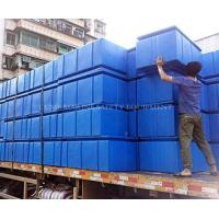 plastic pontoon Floating Dock foam filled float tank