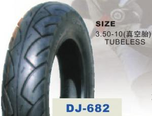 China 3.50 - 10\'\' Tubeless Electric Scooter Tyres For Off Road Electric Scooter on sale