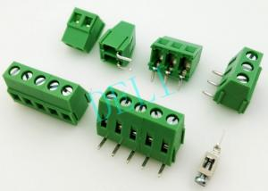 China Plastic Enclosures PCB Connector DL128R--XX-5.0/5.08/7.5/7.62 With Terminal Block Pitch Screw Type on sale
