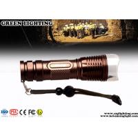 China Mini CREE LED Flashlight Torch Waterproof 1100 Lumen Aluminum Alloy Housing on sale