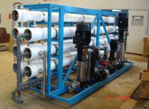 China 1000l/h Underground Water Treatment Equipment on sale