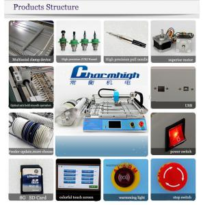 China LED Homemade Pick And Place Machine SMT / PCB Assembly Equipment on sale