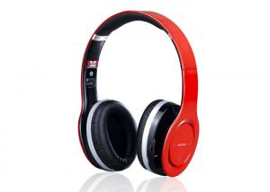 China Collapsible Headset CSR Over The Head Bluetooth Headphones Four Channel on sale
