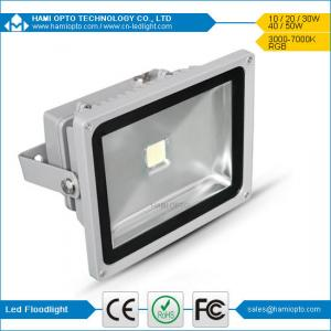 China IP65 30W LED Flood Lighting for Commercial Advertising, 5000-6000K Color Temperature on sale