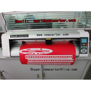 China Quality Vinyl Sign Cutter 630 Cutting Plotter With Stepper Motor T24 Adhesive Vinyl Cutter on sale