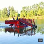 Low Price  automatic aquatic weed harvester