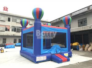 China Kindergarten Baby Balloon Inflatable Bounce House Fireproof  Safe Inflatable Jumping House on sale