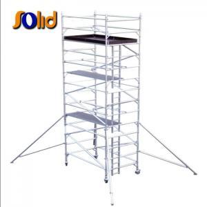 China adjustable steel or aluminum safeway portable