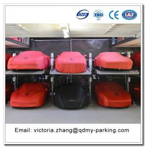 China Parking Lift China Parking Vertical Multilevel Portable Car Parking System on sale