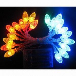 China LED Battery Light for Christmas Decoration/Christmas Craft/Gift Light/Holiday Light/LED String Light on sale