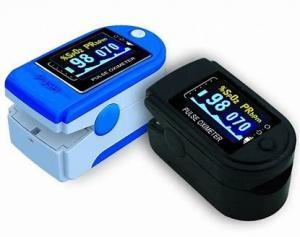 China Oxygen 250bpm ABS Pulse Fingertip Oximeter AAA Batteries on sale