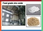 Feed Grade White Zinc Oxide For Fertilizers , Zno Powder CAS 1314-13-2