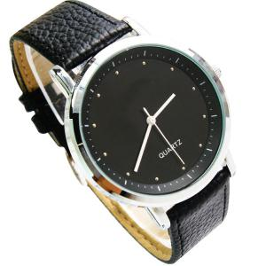 China Women Leather Band Quartz Watch For Lover Gift Analog Watch on sale