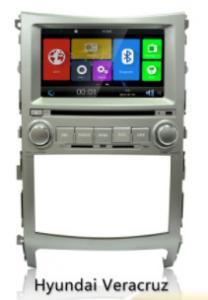 China Hyundai Veracruz Car Gps Navigators With 7 Inch Hd Touch Screen , Car Gps Dvd Player on sale
