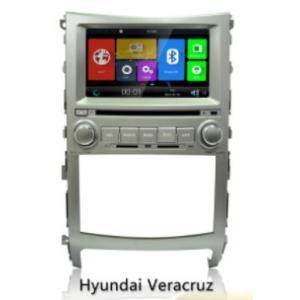 China Hyundai Veracruz Car Gps Navigators With 7 Inch Hd Touch Screen , Car Gps Dvd Player on sale