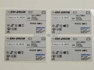 China Anojie barcode printer quality service on sale