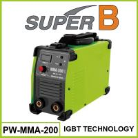China Single Phase Portable Arc Welding Machine; Inverter Welding Machine MMA-200 on sale