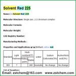 Rojo solvente 225