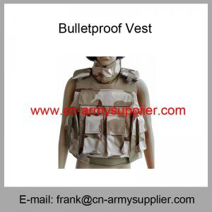 Wholesale Cheap China Desert Camouflage Full Protection NIJ