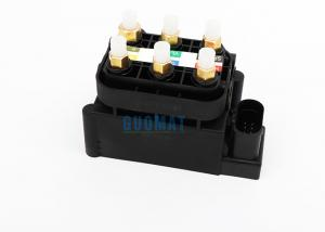 Quality Steel Valve Block Air Suspension Compressor For Mercedes R Class W251 OE for sale