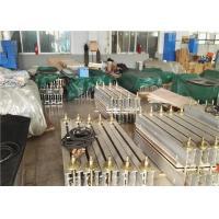 Water Cooling Conveyor Belt Vulcanizer / Rubber Belt Vulcanizing Machine