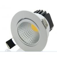 Super Slim LED Dimmable Downlight 5W Recessed Decorative Led Ceiling Lamp