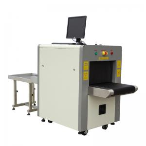 China Automatic Baggage X Ray Scanner , Airport Security Screening Equipment 24 Bit Real Color on sale
