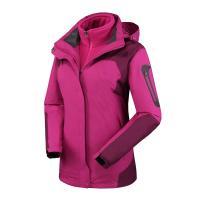 China High Quality Plus Size Women Ski Jackets on sale