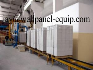 Non-autoclaved Aerated Concrete Block Production Line