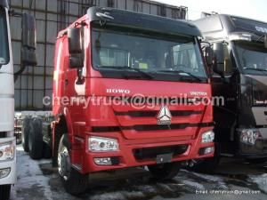 China SINOTRUK HOWO Tractor Truck, Prime Mover on sale