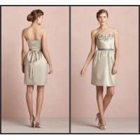 Bridesmaid Dress short party dress (CH3451)