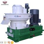Factory supply directly ring die wood output biomass pellet machine