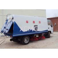 Road Sweeper Machine And Vacuum Street Sweeper Truck Special Purpose Vehicles