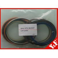 China Caterpillar  Excavator Bucket Cylinder Service Oil Seal Kits CAT 324DL on sale