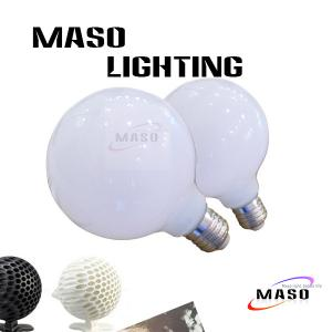 China MASO Co-partner LED Globe Bulb 3w/5w/6w Supply Warm White 2700k Suitable for Resin pendant on sale