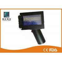 Handheld High Resolution Inkjet Barch Number Industrial Inkjet Printer Logo Stamp Machine