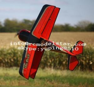 Beast Gas Engine RC Model Airplane Beast 50CC Balsa-Wood