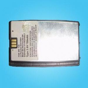 China paquet de batterie de polymère du lithium 750mAh répondant à des normes industrielles pour Ericsson T28 on sale