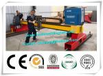 Precision Table Type Portable CNC Plasma Cutting Machine For Plate , Low Noise