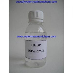 China HEDP(1-Hydroxy Ethylidene-1,1-Diphosphonic Acid) on sale