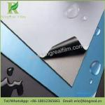 Anti Scratch and Dirt 0.03mm-0.20mm Thickness Metal Protective Film